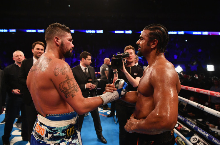 David Haye vs Tony Bellew - Heavyweight Fight