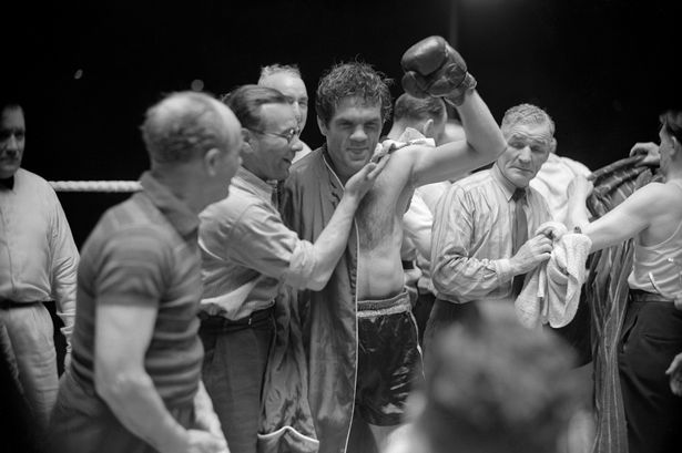 Boxing-World-Light-Heavyweight-Title-Freddie-Mills-v-Gus-Lesnevich-White-City