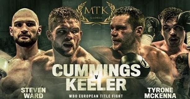Ringside Report: MTK Fight Night Belfast: Cummings v Keeler 2