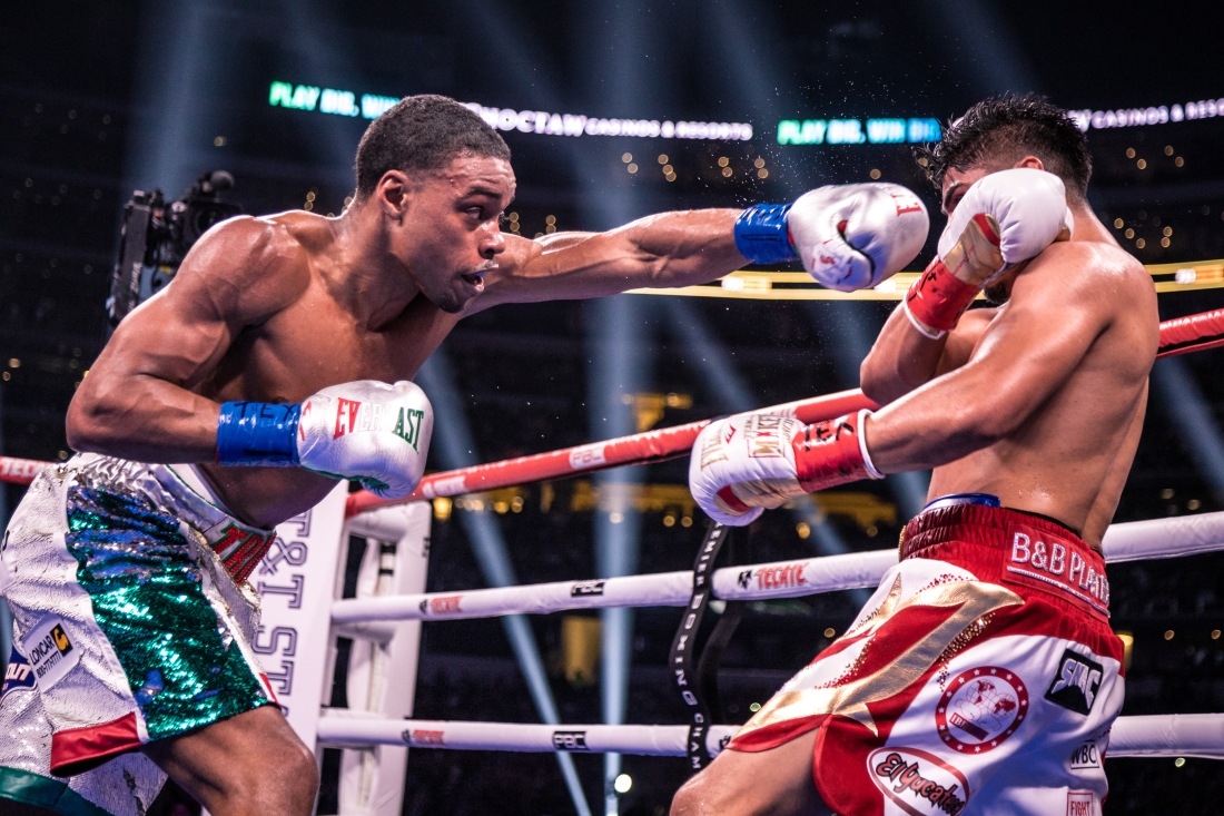 Errol Spence Jr. vs Mikey Garcia - March 16_ 2019_03_16_2019_Fight_Ryan Hafey _ Premier Boxing Champions