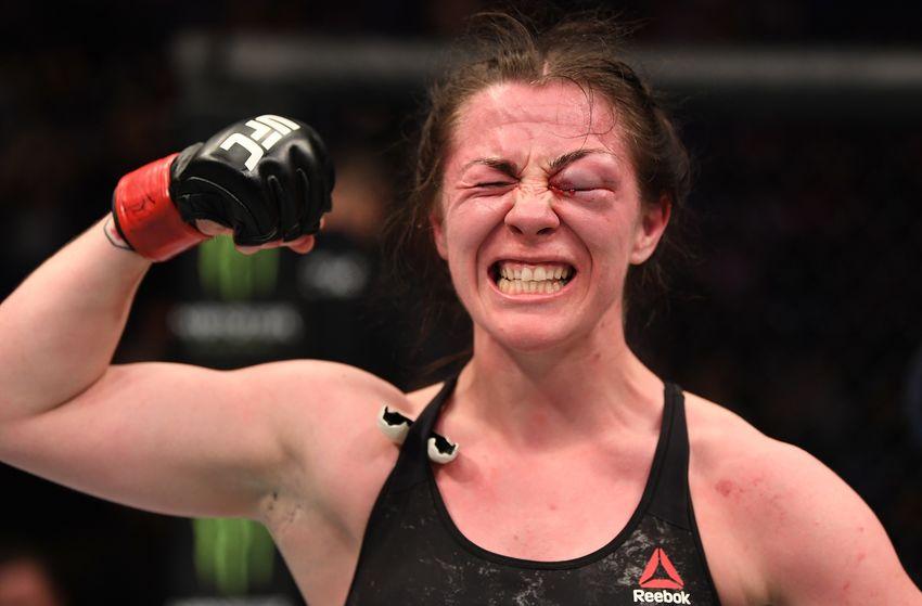 UFC Fight Night: McCann v Cachoeira