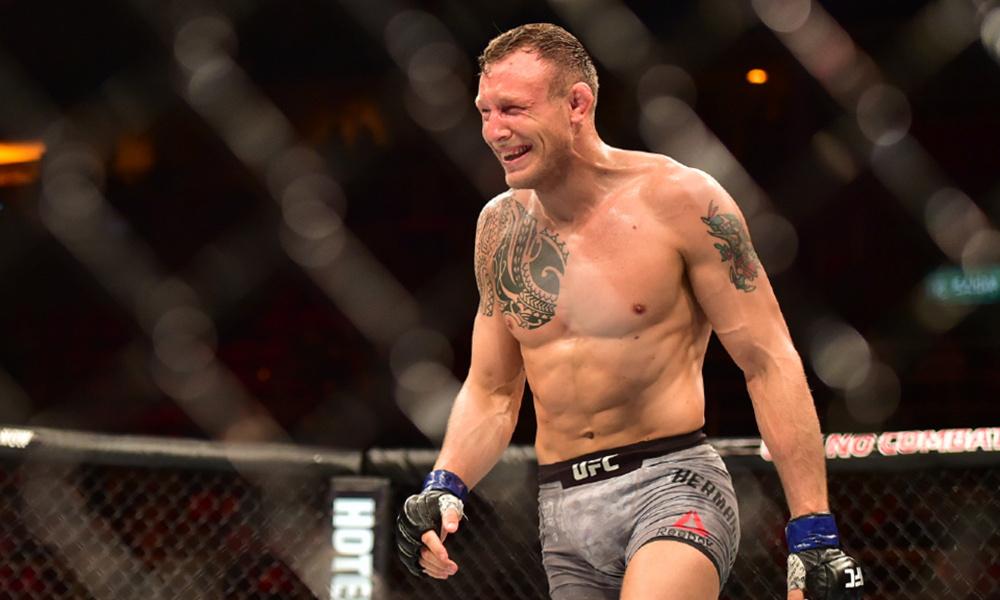 MMA: UFC 224