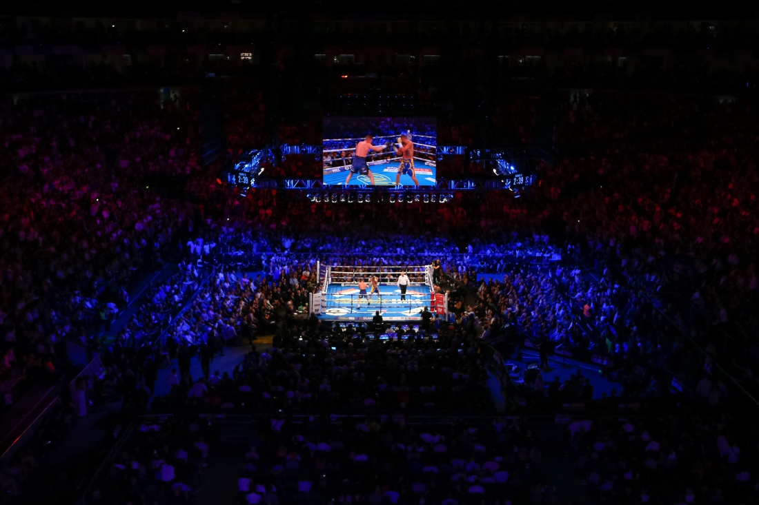 Matchroom Boxing O2 Show Fight Night